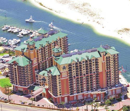 Emerald Grande At Harborwalk Village Timeshare Resale And